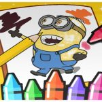 Coloring Minion