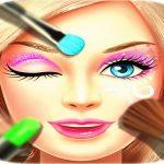 Face Paint Girls Salon