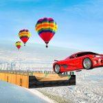 Gt Mega Ramp car stunt