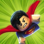Lego Marvel Super Heroes Puzzle