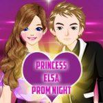 My Princess Elsa At Prom Night