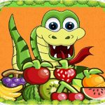Snake And Fruit