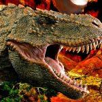 T-Rex Dinosaur Jigsaw