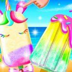 Unicorn Ice Pop